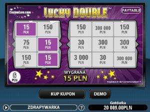 Gra Lucky Double online