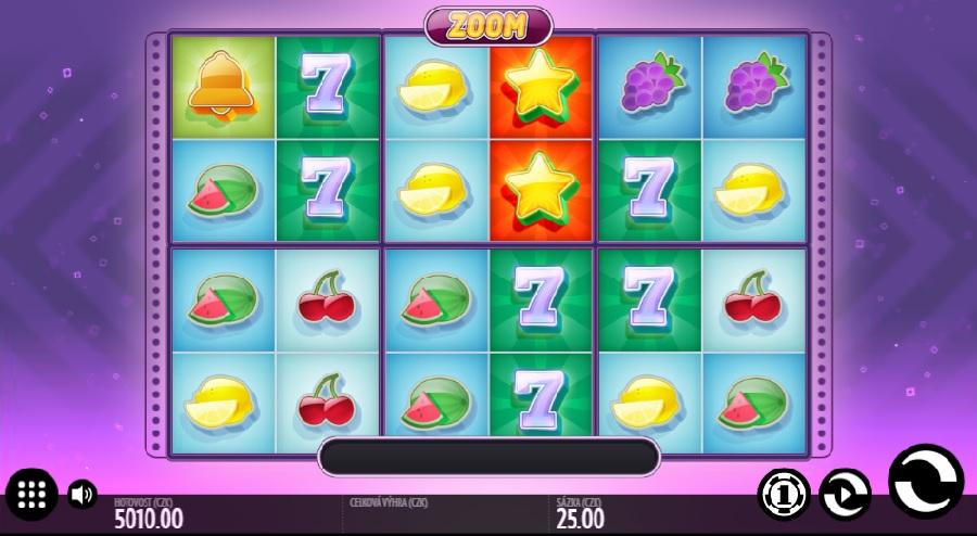Výherní automaty Zoom