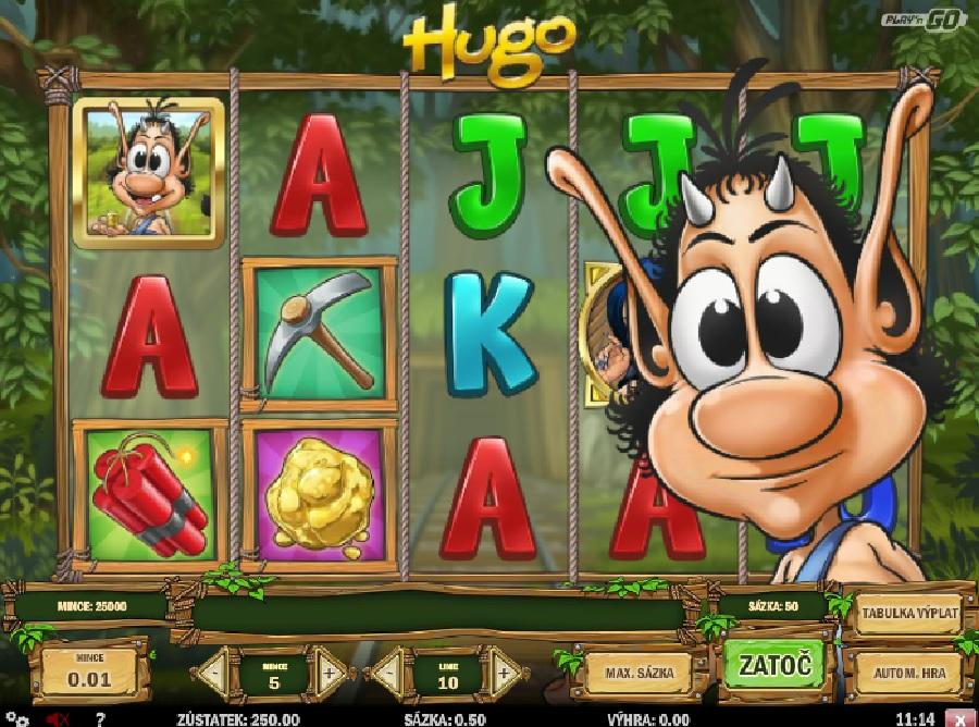 Automat Hugo online