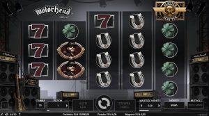 MotörHead slotowe gry online