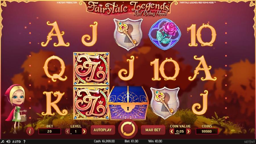 Fairytale legend hracie automaty