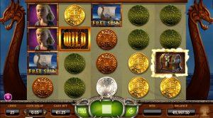 Vikings go Wild slot machine