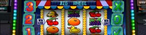 Big Wheel online hra