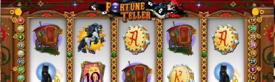 Automaty do gry Fortune Teller