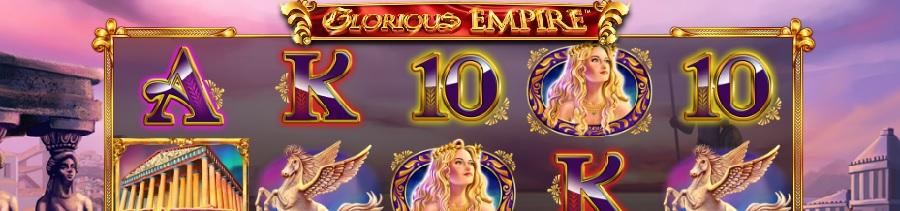 Glorious Empire slotowe gry