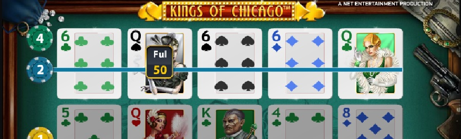Automat online Kings of Chicago