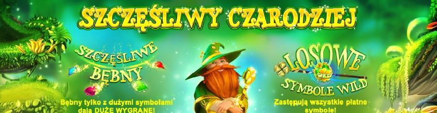 Darmowa grza online Lucky Wizard