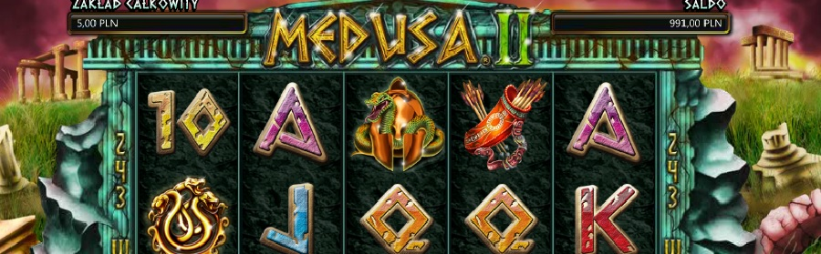Medusa 2 online video slot