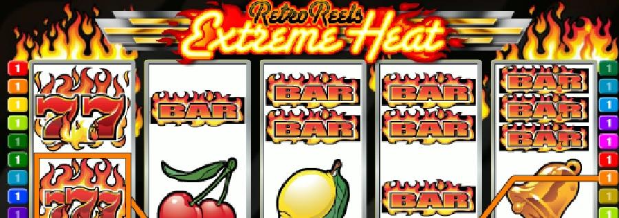Automaty do gry Retro Reels Extreme Heat