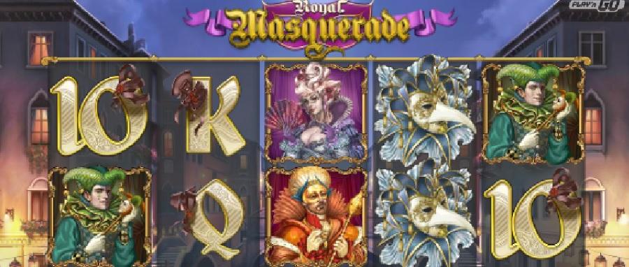 Royal Masquerade slotowe gry