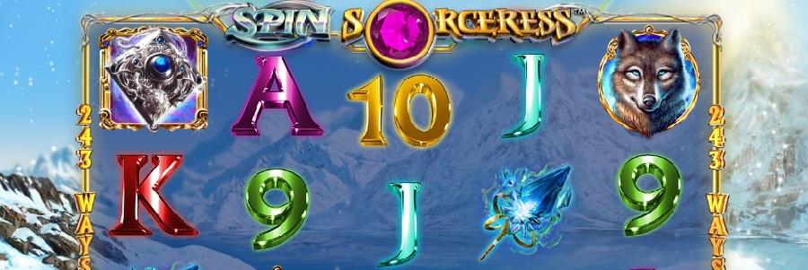 Spin Sorceress slot games