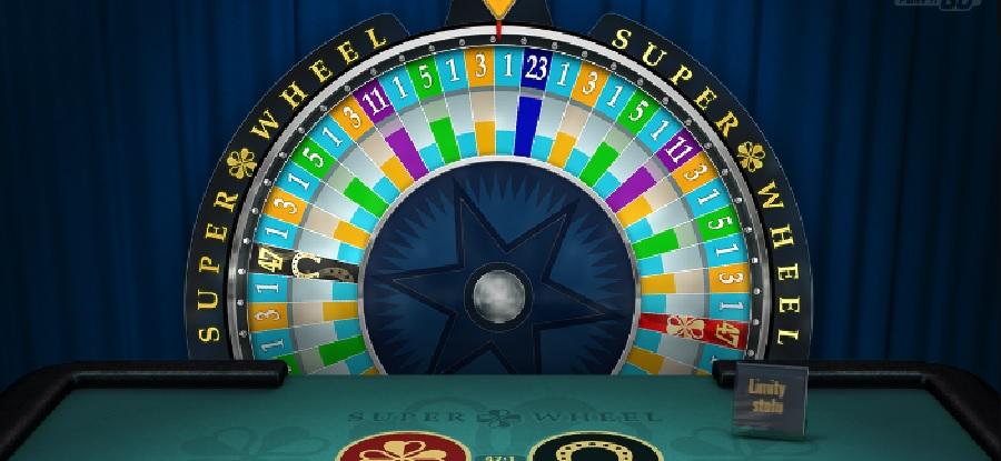 Darmowe automaty Super Wheel