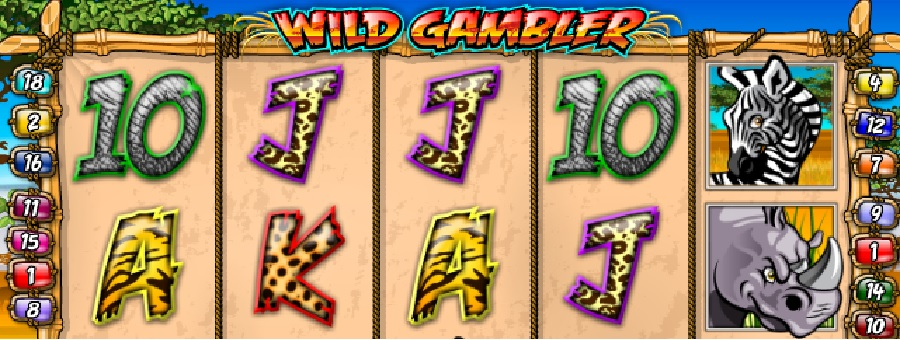 Darmowe automaty Wild Gambler