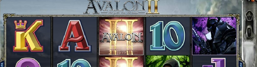 Avalon 2 video slots