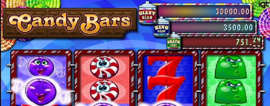 Candy Bars slots online