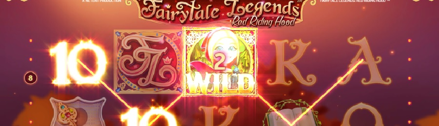 Fairytale Legend video slot online
