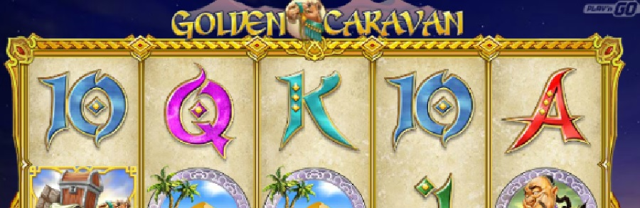 Golden Caravan video free slots