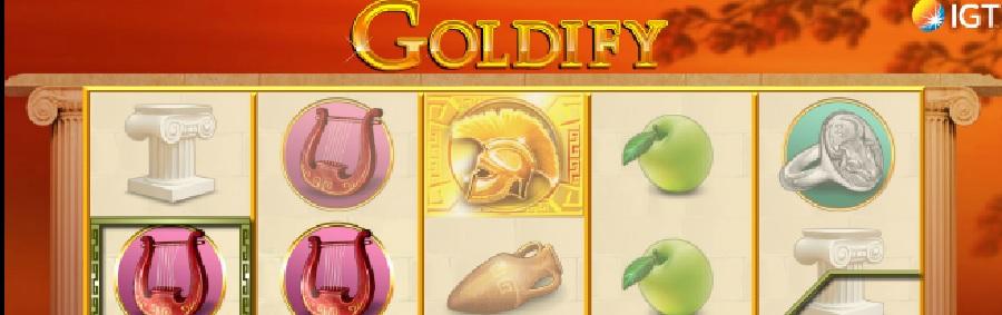 Slotowe gry Goldify