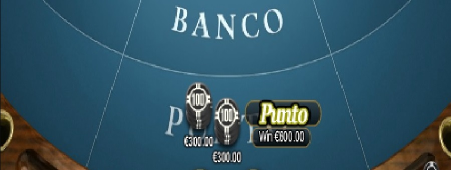 Punto Banco VIP
