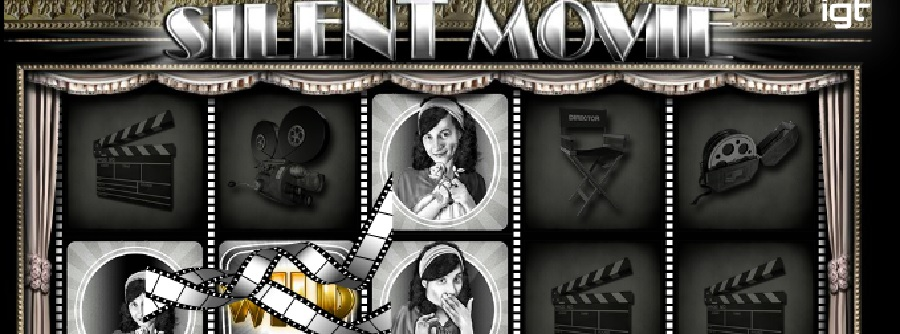Silent Movie slots gratis