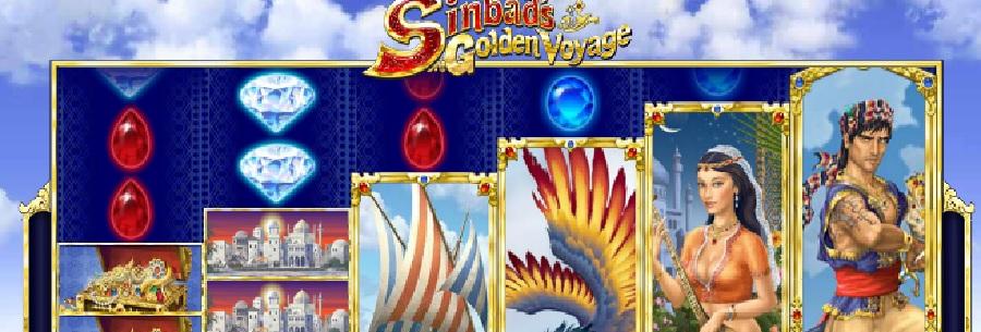 Video slot Sinbad's Golden Voyage