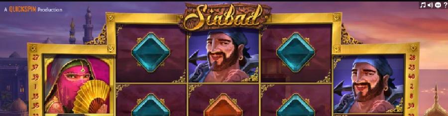Sinbad video slot