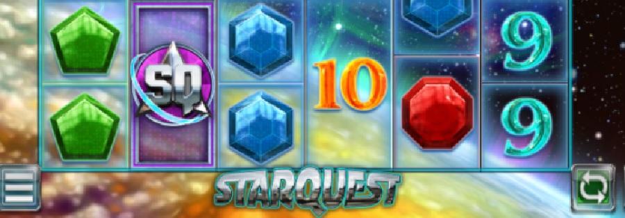 Darmowe automaty Starquest