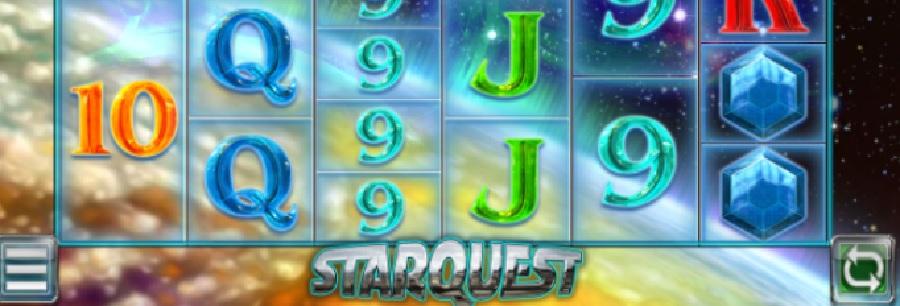 Starquest online video slots