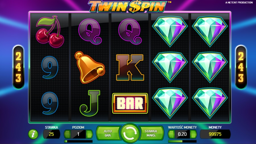 Automaty Twin Spin online