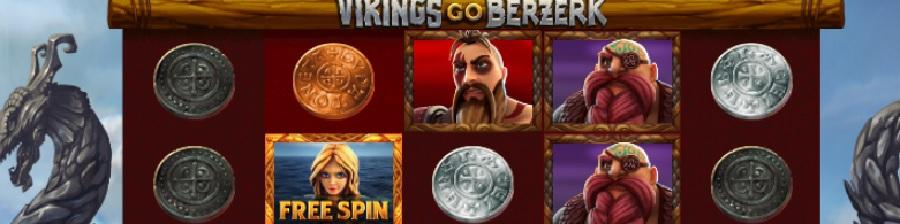 Vikings go Berzerk internetowe automaty