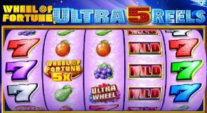 Darmowe automaty Wheel of Fortune Ultra 5 Reels