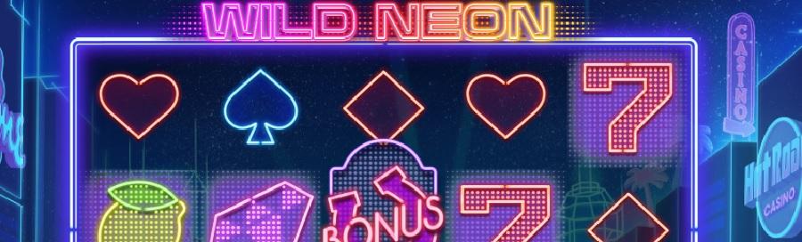 Hrací automaty Wild Neon zdarma
