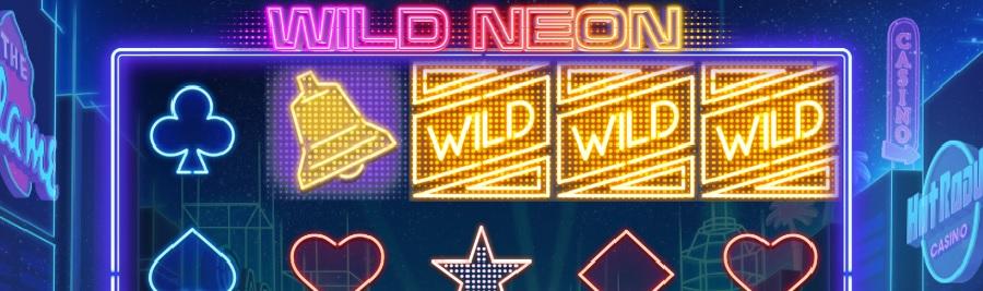 Wild Neon výherné automaty