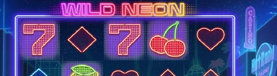 Wild Neon video sloty