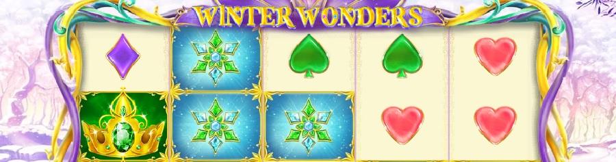 Winter Wonders video automaty
