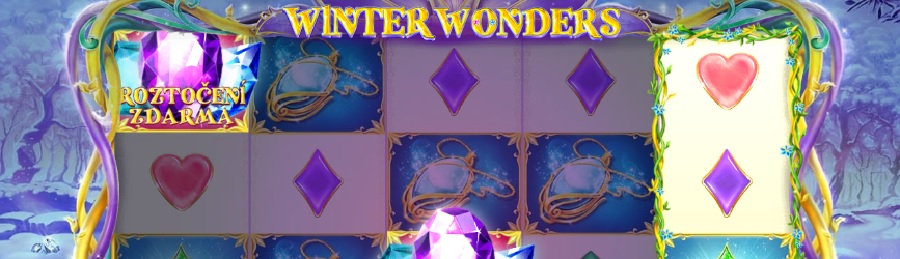 Výherní automaty Winter Wonders