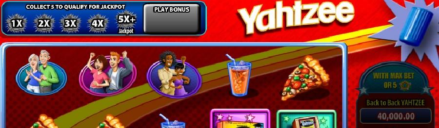 Yahtzee free slots
