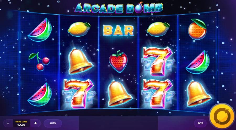 Online automaty Arcade Bomb