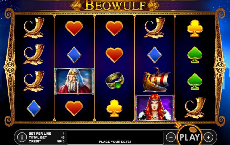 Beowulf free slots
