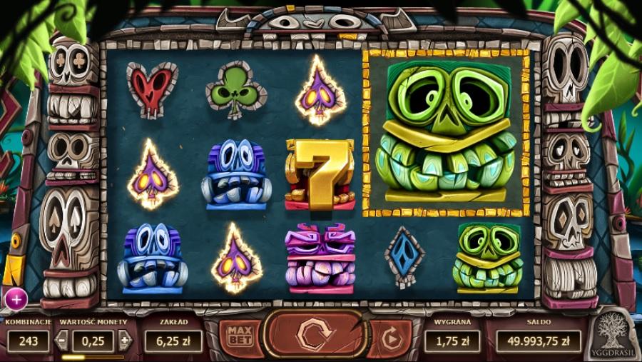 Big Blox automaty do gry