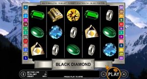 Black Diamond online automaty