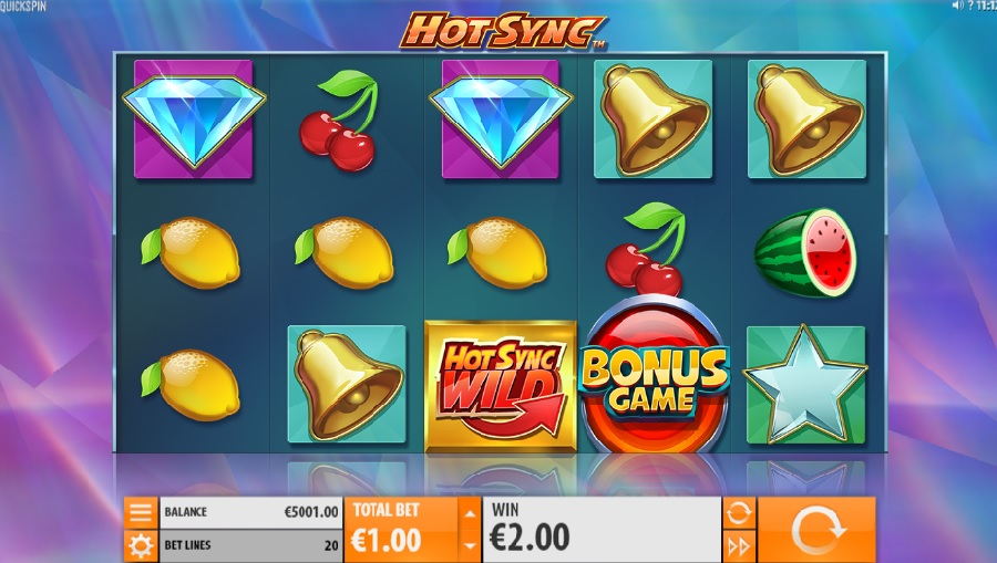 Hot sync kasyno gry online