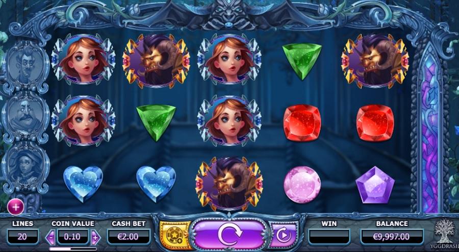 Kráska a zvíře kasíno automaty zdarma