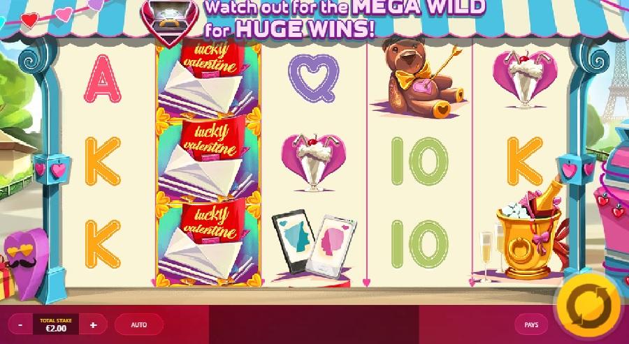 Darmowe automaty do gry Lucky Valentine