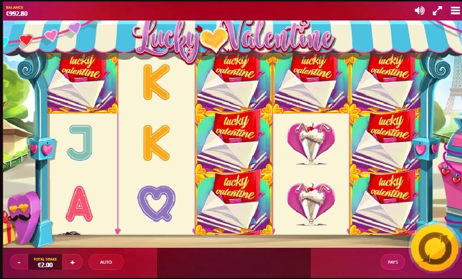 Hry automaty Lucky Valentine beze vkladu