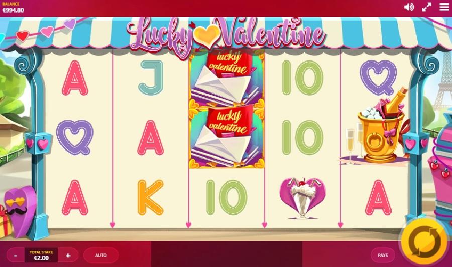 Automaty hry Lucky Valentine zadarmo