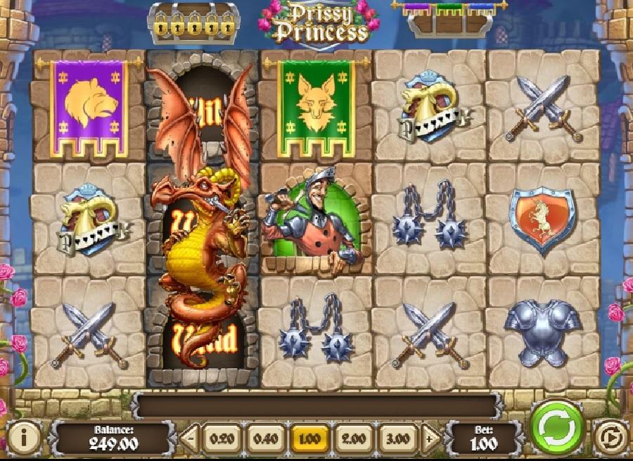 Prissy Princess online games gratis