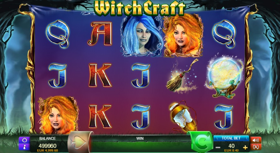 Slot Machines Witchcraft
