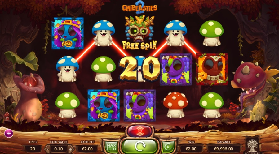 Slot Machines Chibeasties 2