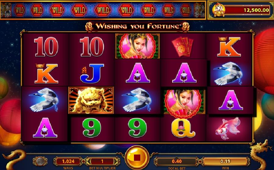 Wishing you fortune video automaty zadarmo
